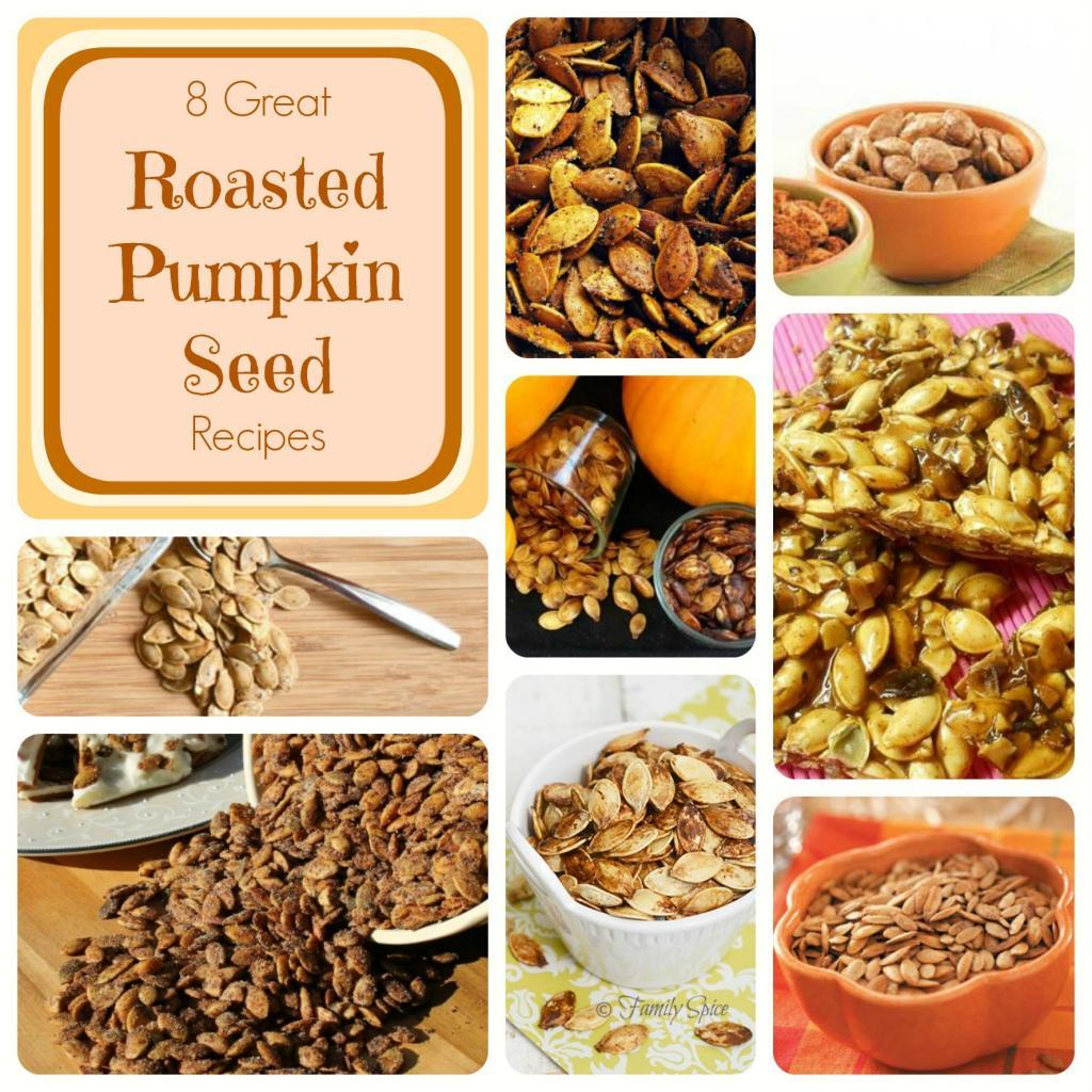 Pumpkin Seed Recipes