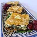 Lighter Spanakopia Recipe | The Good Hearted Woman #spanikopita #spinachpie #greekfood