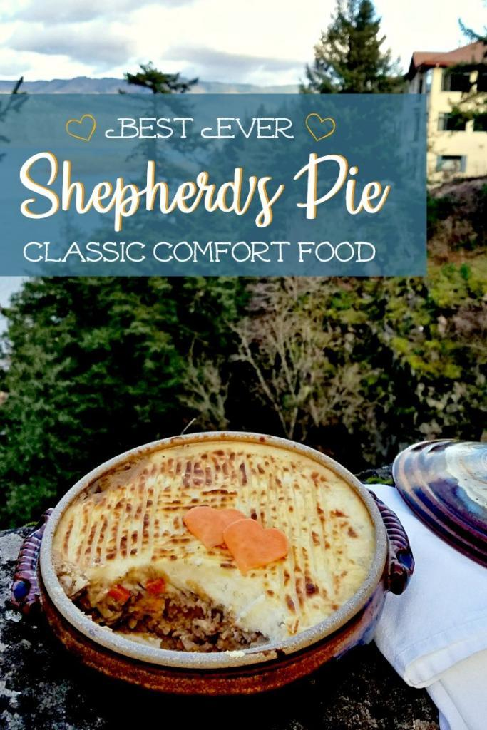 Shepherd's Pie is classic comfort food