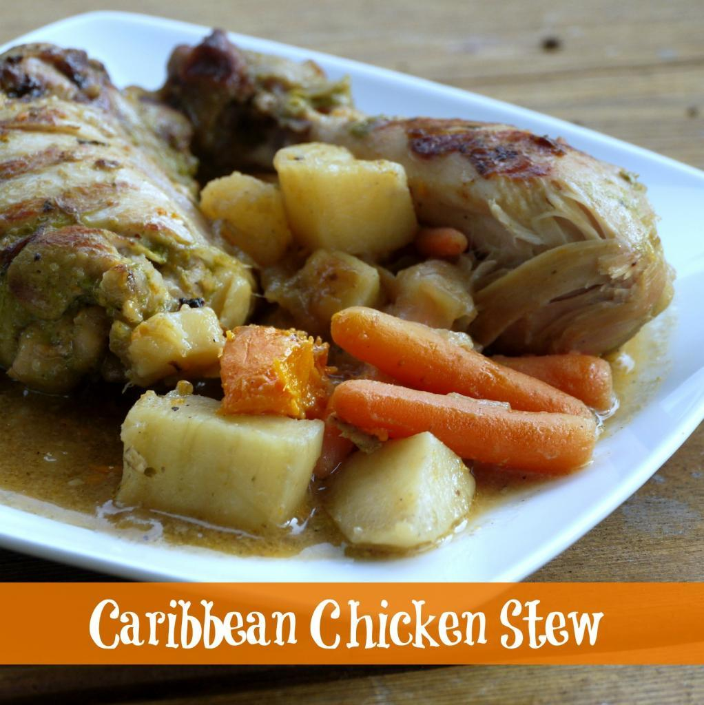 Caribbean Chicken Stew 2