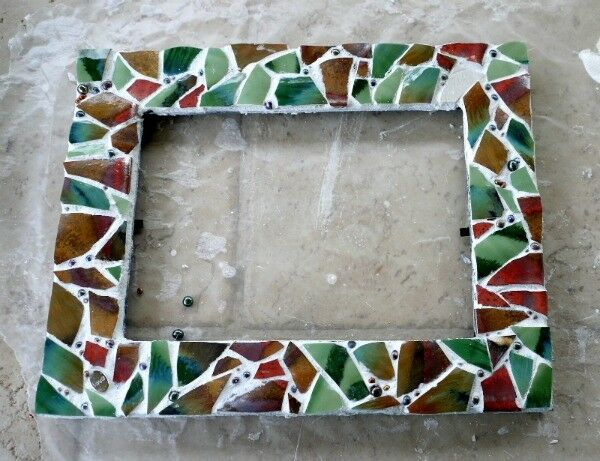 Mosaic Frame | The Good Hearted Woman