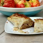Apple Strudel | The Good Hearted Woman