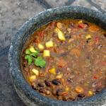 Calypso Orca Bean Chili | The Good Hearted Woman