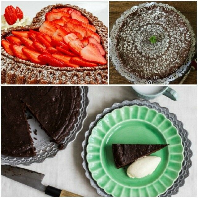 Chocolate Cake Round-up | The Good Hearted Woman