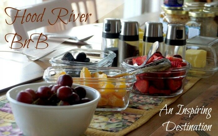 Hood River BnB | The Good Hearted Woman