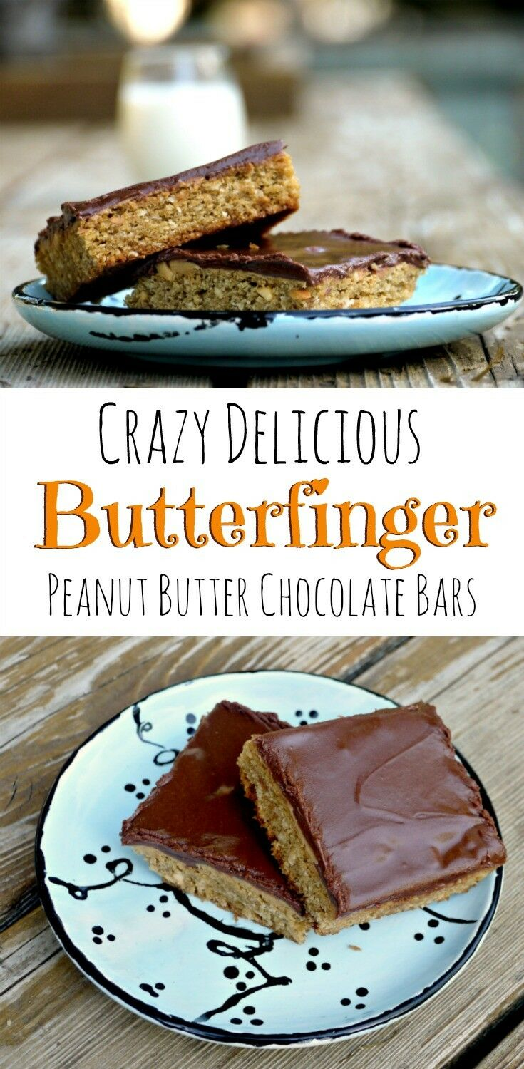 Ever belong to a club or a group or whatever, and that one lady always brings that one thing that you just cannot pass up, no matter how hard you try? Butterfinger Bars are that thing.