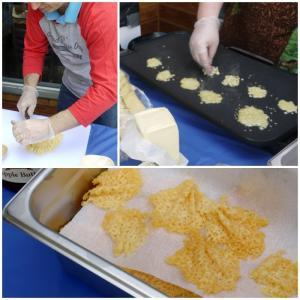 Cheese Crisps | The Good Hearted Woman