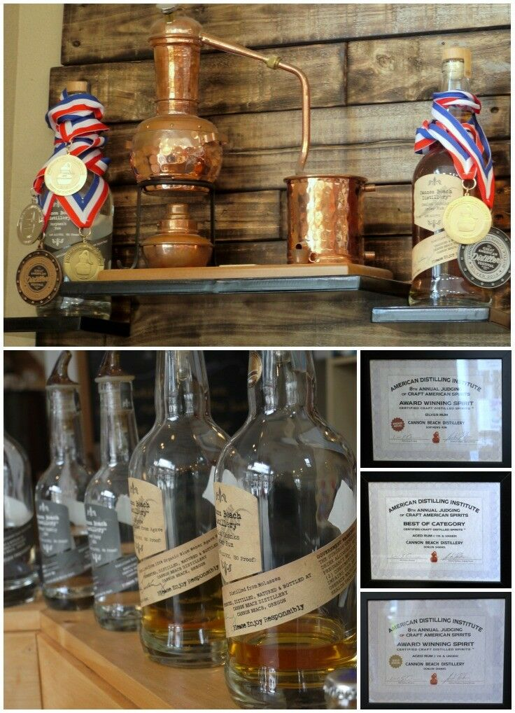 Cannon Beach Distillery | The Good Hearted Woman