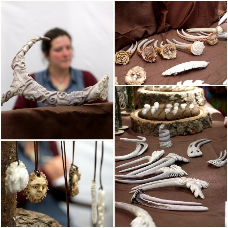 Anter Adornments at Portland Saturday Market - 2015 Season | The Good Hearted Woman