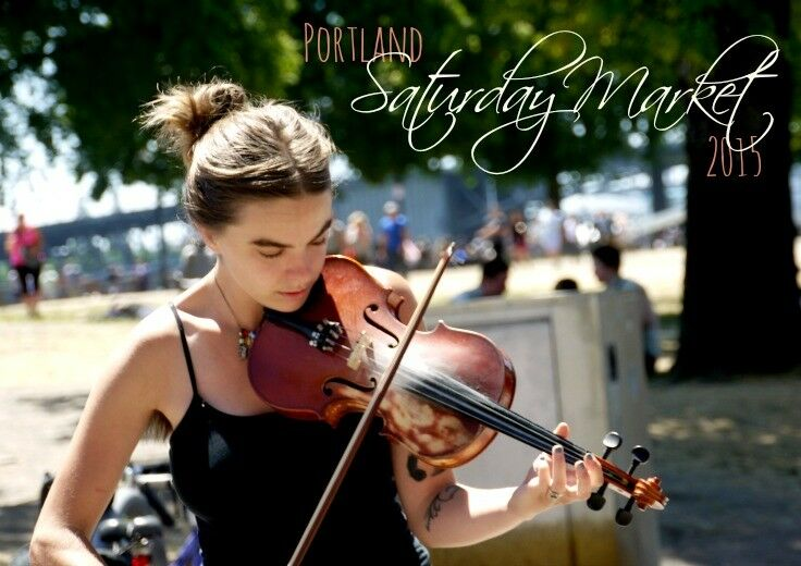 Portland Saturday Market  - 2015 Season | The Good Hearted Woman