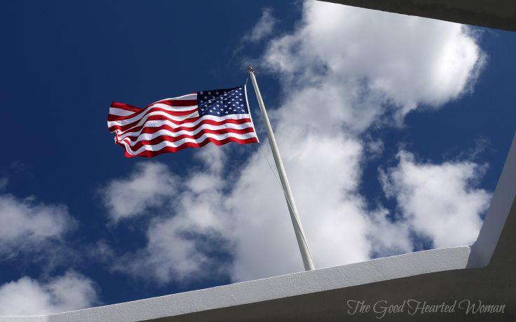 USS Arizona Memorial, Pearl Harbor | The Good Hearted Woman