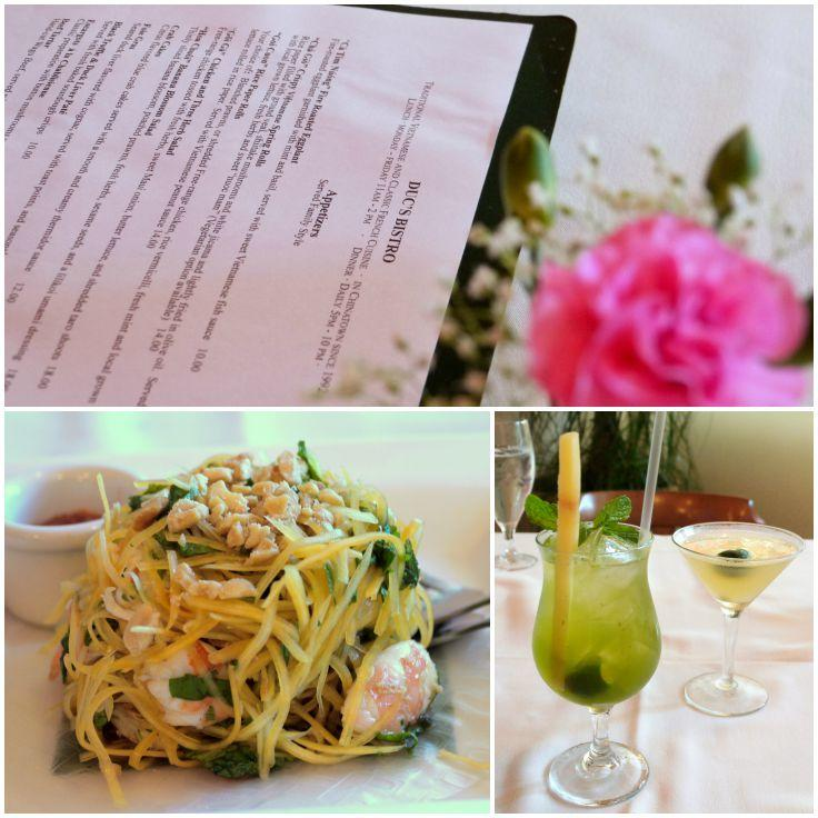 Duc's Bistro, Oahu, Hawaii - French Vietnamese Cuisine {Review} | The Good Hearted Woman