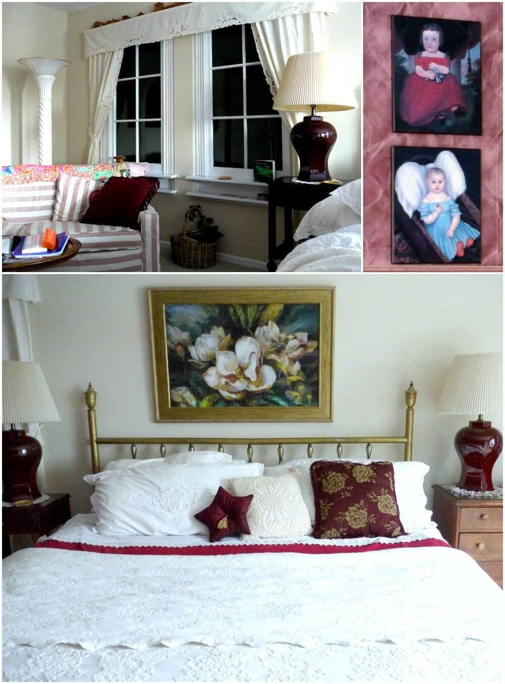 The Lakeside Room - The Lake House Bed & Breakfast, Lincoln City, Oregon | The Good Hearted Woman