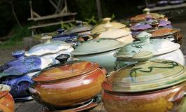 Earth & Fire, Inspired {Orcas Island Pottery}