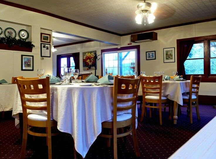 The Deer Harbor Inn Restaurant offers Orcas Island diners a locally-sourced menu of slow-food at its best. |The Good Hearted Woman