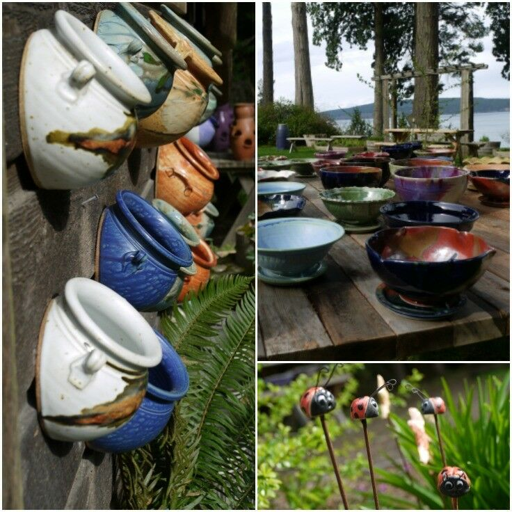 Orcas Island Pottery | The Good Hearted Woman