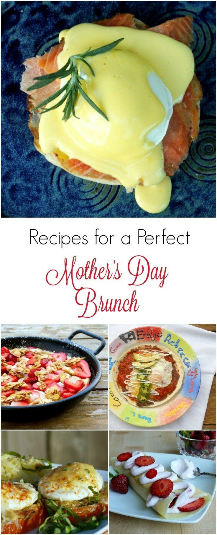 Best Mother's Day Brunch Recipes | The Good Hearted Woman