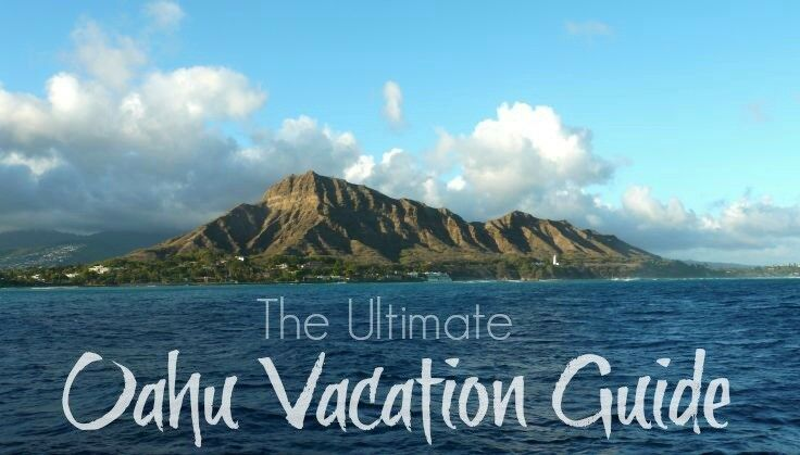 The Ultimate Oahu Vacation Guide | The Good Hearted Woman