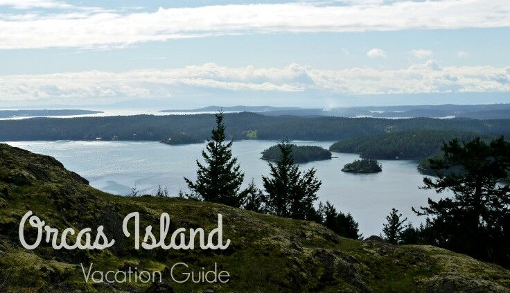 Orcas Island Vacation Guide | The Good Hearted Woman