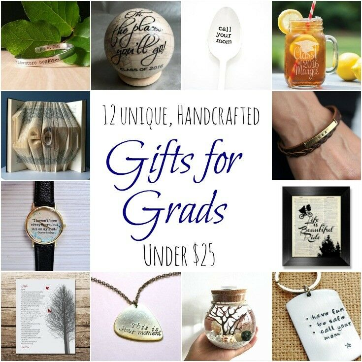 12 unique handcrafted gifts your grad will love all Unique uni gifts under 25