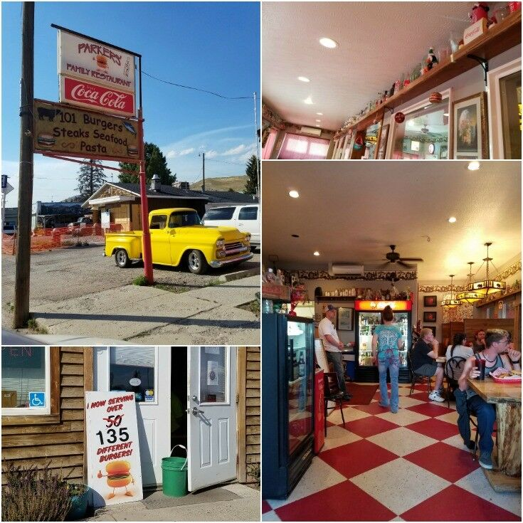 Parker's, Drummond, Montana {Montana Small Town Cheap Eats} | The Good Hearted Woman
