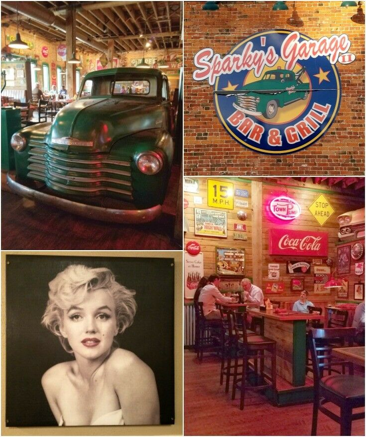 Sparky's Garage, Butte, Montana {Small Town Cheap Eats} | The Good Hearted Woman