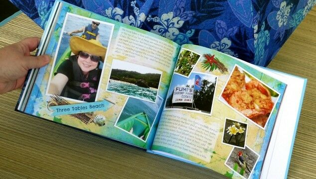 Capturing Adventure {Blurb Photo Book Review}