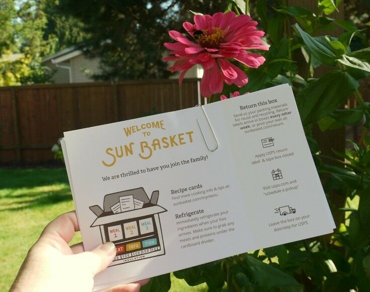 Clean, Responsible, Healthy & Delicious: A Review of Sun Basket Organic Meal Delivery | The Good Hearted Woman