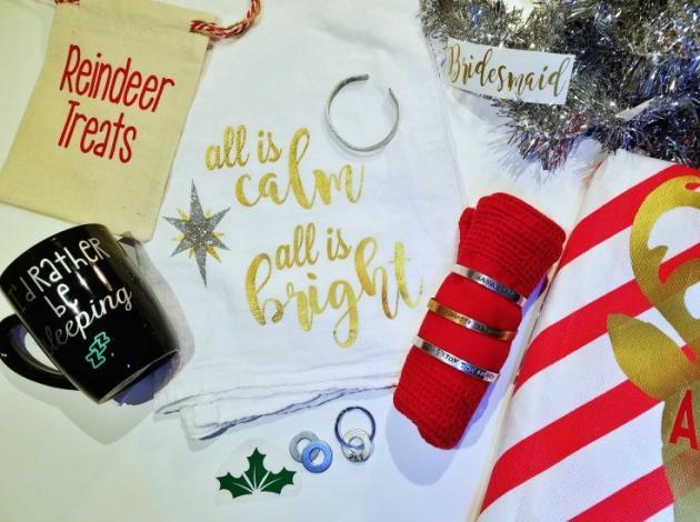 "The Best Holiday Gift Guide 2016 ""Handmade Holiday"" 