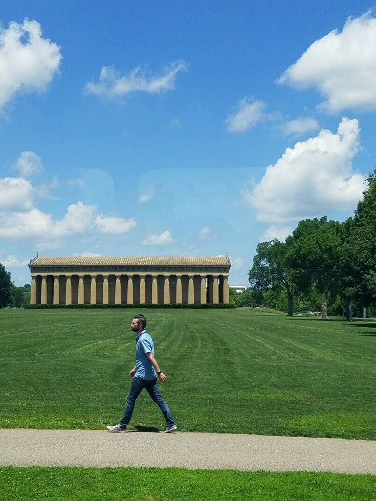 Nashville Parthenon | The Good Hearted Woman