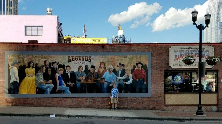 Legends - Sound Nashville Music Tour 2017 | The Good Hearted Woman