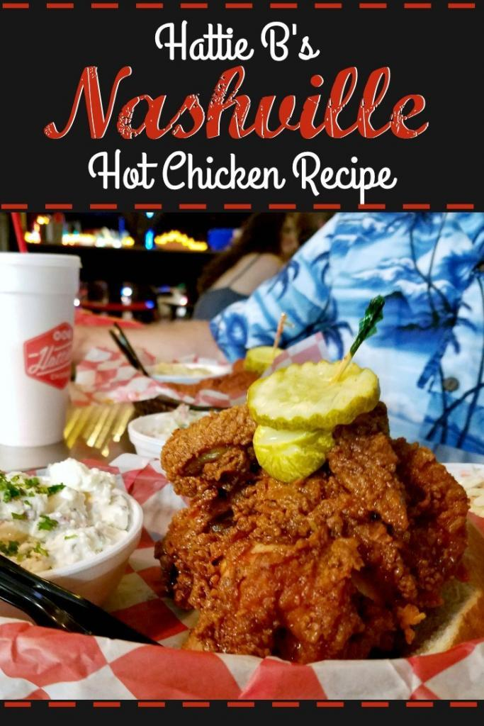 Hattie B's Nashville Hot Chicken {Recipe} | The Good Hearted Woman #friedchicken #southernfood #chickenrecipes