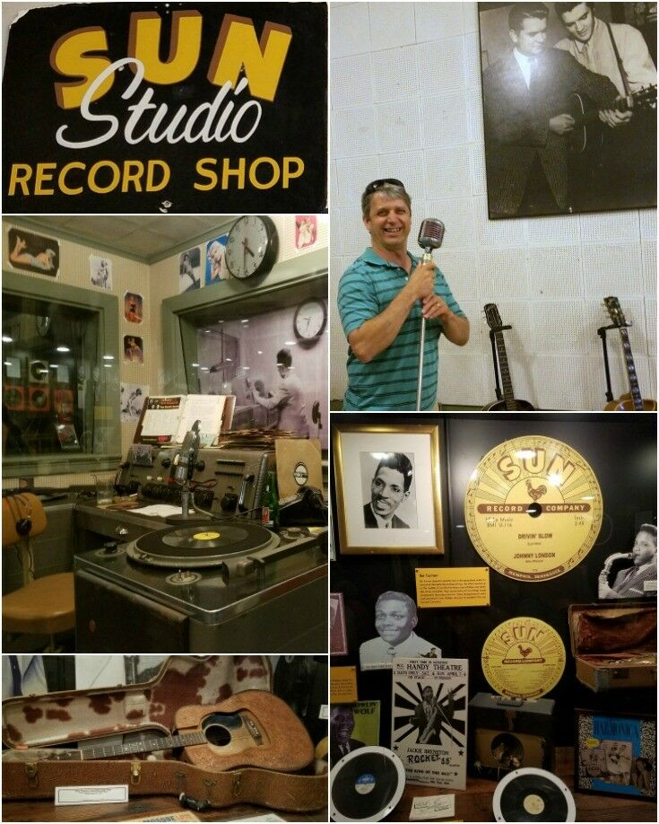 Sun Studios - Top 7 Things to Do in Memphis {Music Lovers Edition} | The Good Hearted Woman