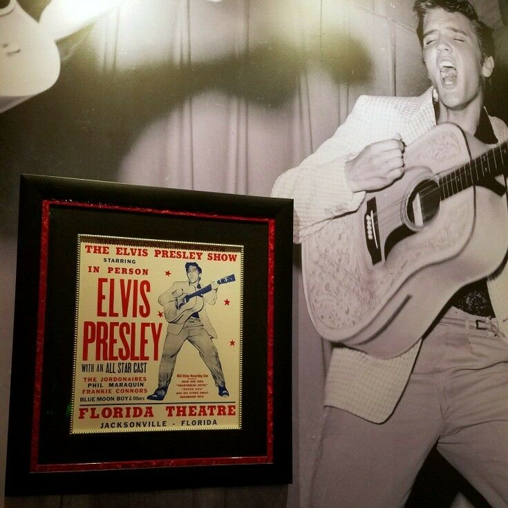 Elvis the Entertainer Career Museum at Elvis Presley's Memphis Entertainment Complex | The Good Hearted Woman