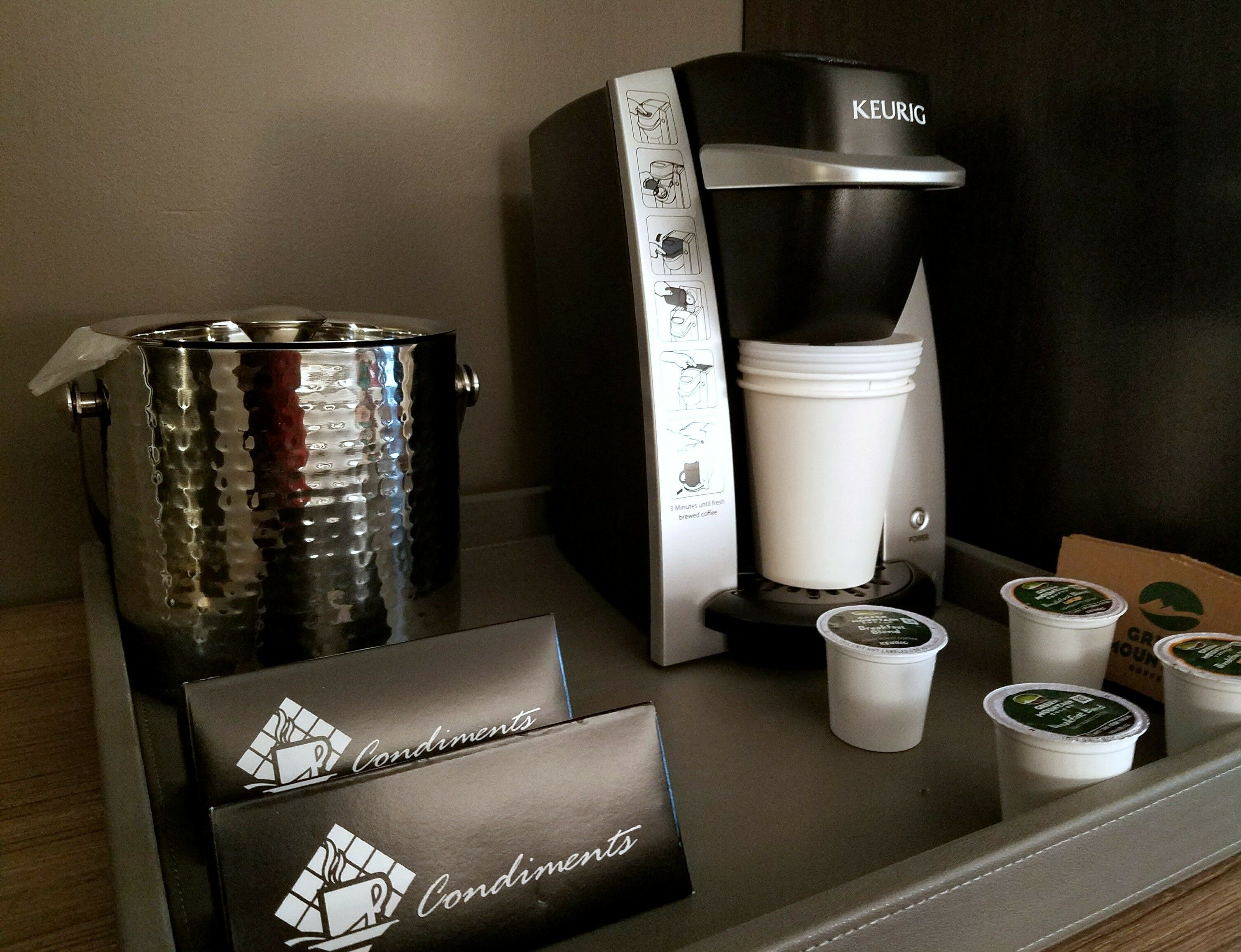 Keurig - The Guest House at Graceland | The Good Hearted Woman