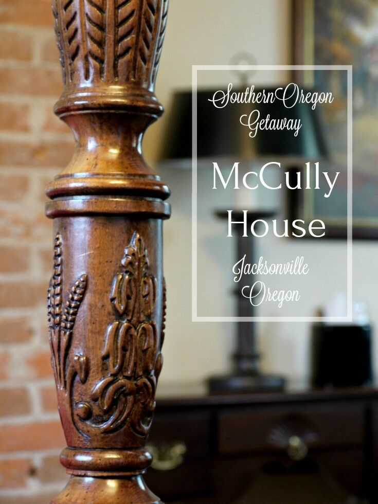 Southern Oregon Travel: McCully House {Jacksonville} | The Good Hearted Woman