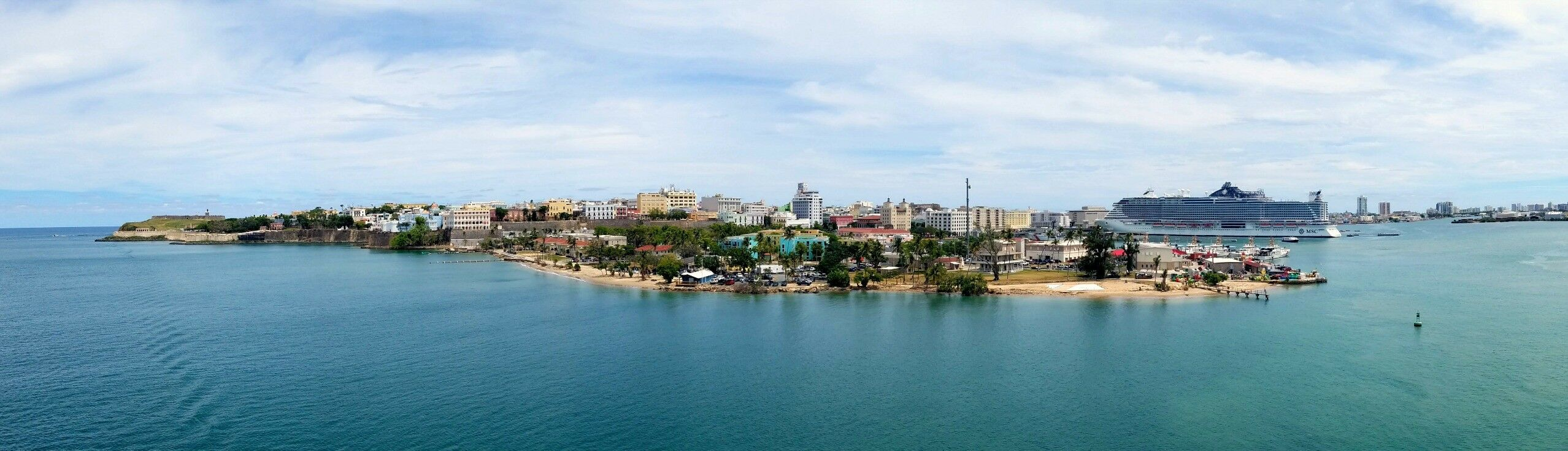 Panarama: San Juan, Puerto Rico | The Good Hearted Woman