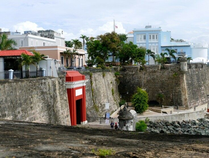 "La Puerta de San Juan ~ ""The San Juan Gate"" - Old San Juan, Puerto Rico 