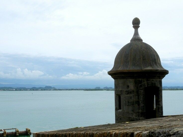Old San Juan, Puerto Rico | The Good Hearted Woman