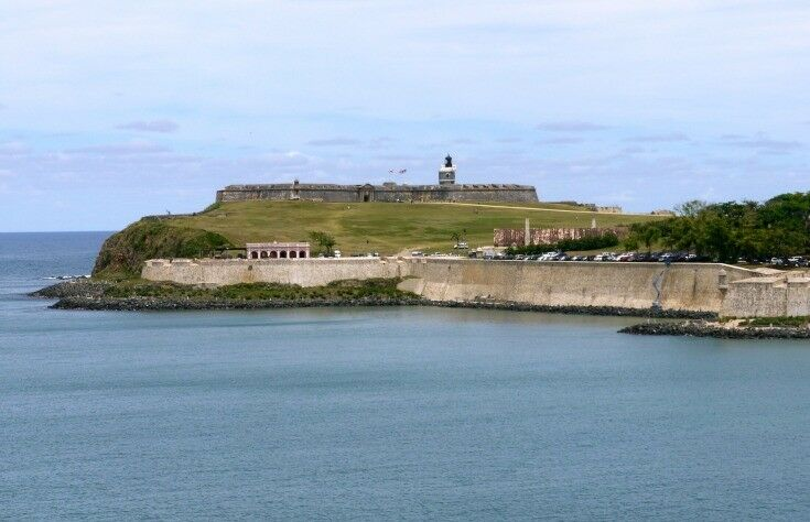 Castillo San Felipe del Morro: San Juan, Puerto Rico | The Good Hearted Woman