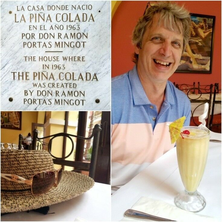 Barrachina {Birthplace of the Pina Coloda}, San Juan, Puerto Rico | The Good Hearted Woman