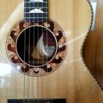 NW Handmade Instrument Exhibit, Marylhurst University 2018 | The Good Hearted Woman