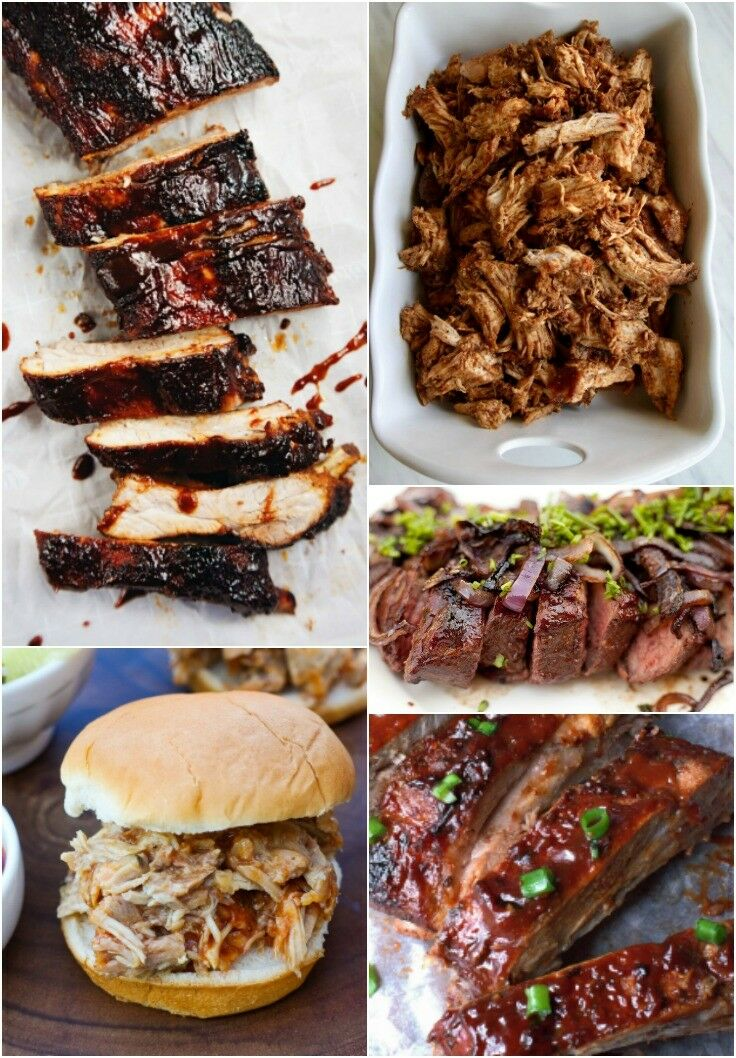 Southern Barbecue: 57 Amazing BBQ Recipes for Your Grill, Oven, Smoker, Slow Cooker & Instant Pot | The Good Hearted Woman