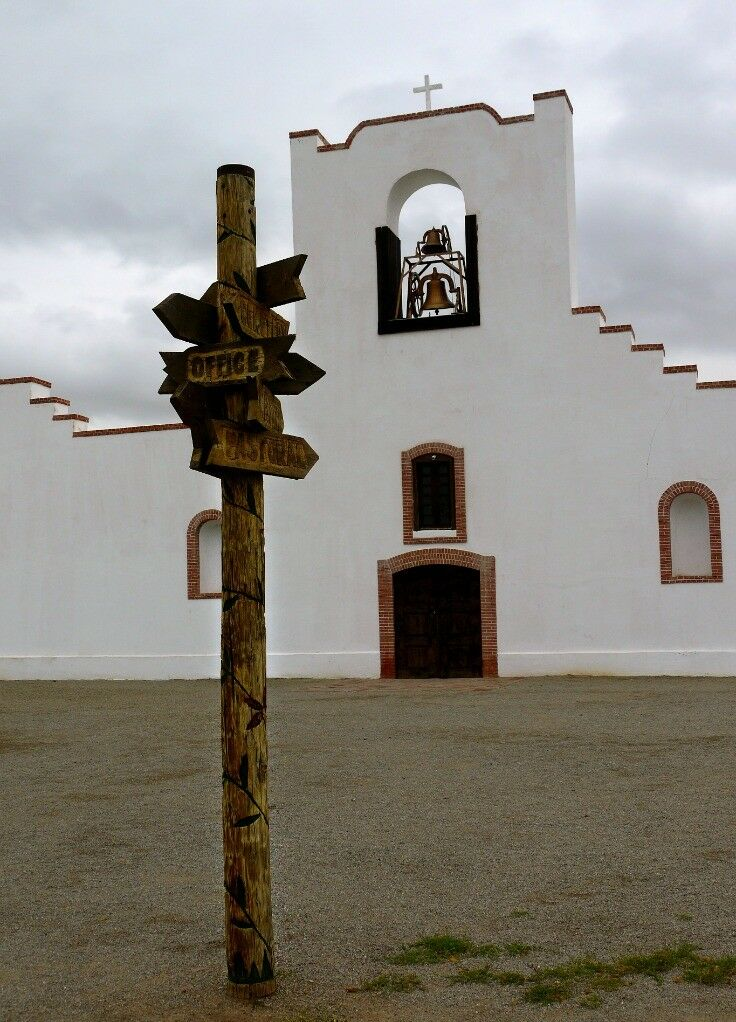 El Paso Mission Trail - Socorro Mission | The Good Hearted Woman