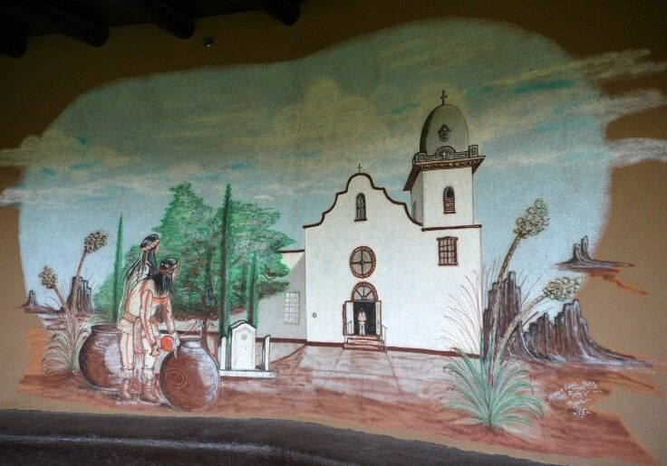 Ysleta del Sur Pueblo Cultural Center, El Paso, Texas | The Good Hearted Woman