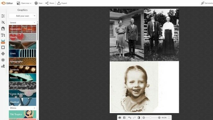 How to Make an Epic Family Photo Display from Vintage Windows | The Good Hearted Woman