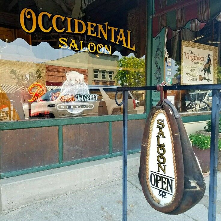 Occidental Saloon - Buffalo, Wyoming | Wyoming Restaurants & Good Eats | The Good Hearted Woman