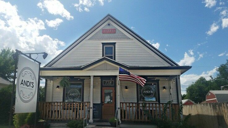 Andi's Coffee - Sheridan, Wyoming | The Good Hearted Woman